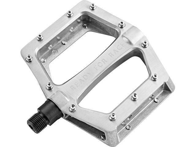 Cube RFR CMPT Flat Pedals grey